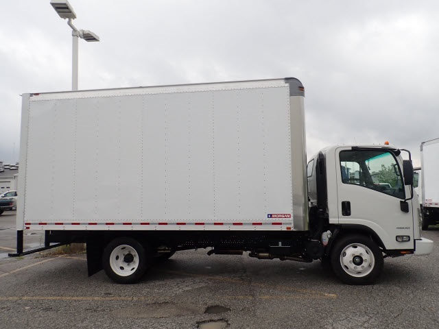 2018 LCF 4500 Regular Cab,  Morgan Fastrak Dry Freight #81092 - photo 5