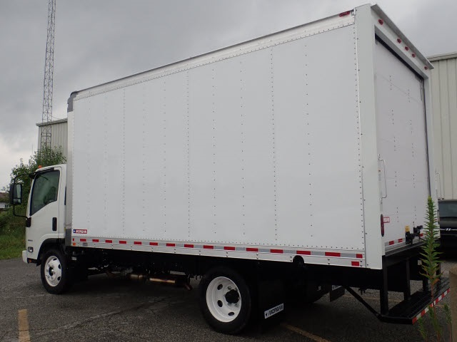 2018 LCF 4500 Regular Cab,  Morgan Fastrak Dry Freight #81092 - photo 2