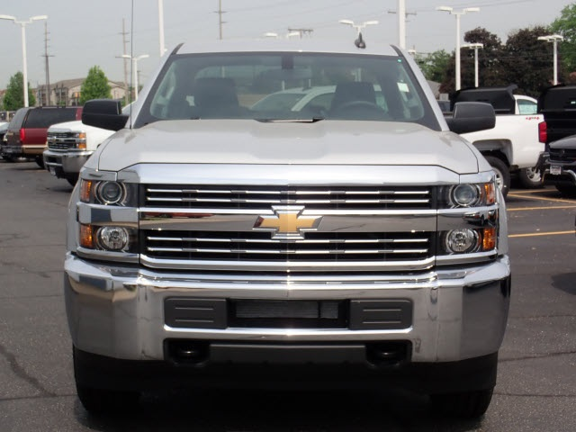 2018 Silverado 2500 Double Cab 4x4,  Pickup #81130 - photo 3