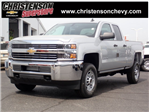2018 Silverado 2500 Double Cab 4x4,  Pickup #81130 - photo 1