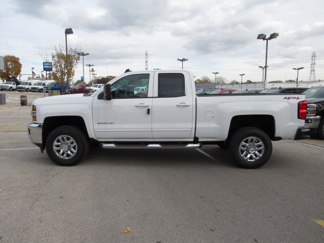 2018 Silverado 2500 Double Cab 4x4,  Pickup #81132 - photo 3