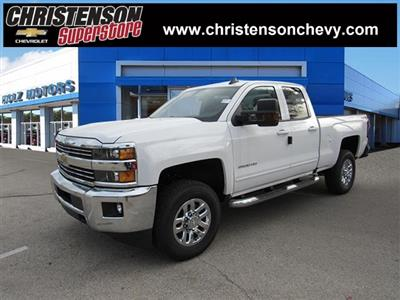 2018 Silverado 2500 Double Cab 4x4,  Pickup #81132 - photo 1