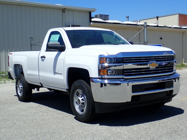 2018 Silverado 2500 Regular Cab 4x4,  Pickup #81143 - photo 4