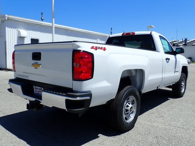 2018 Silverado 2500 Regular Cab 4x4,  Pickup #81143 - photo 5
