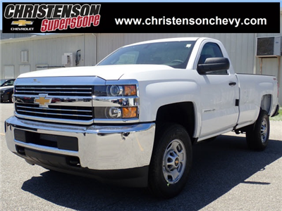 2018 Silverado 2500 Regular Cab 4x4,  Pickup #81143 - photo 1