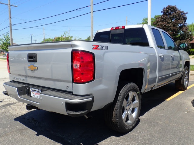 2018 Silverado 1500 Double Cab 4x4,  Pickup #81151 - photo 4