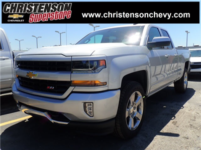 2018 Silverado 1500 Double Cab 4x4,  Pickup #81151 - photo 1