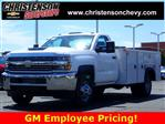 2018 Silverado 3500 Regular Cab DRW 4x4,  Monroe Service Body #81226 - photo 1
