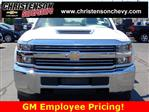 2018 Silverado 3500 Regular Cab DRW 4x4,  Monroe MSS II Service Body #81226 - photo 3
