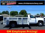 2018 Silverado 3500 Regular Cab DRW 4x4,  Monroe MSS II Service Body #81226 - photo 4