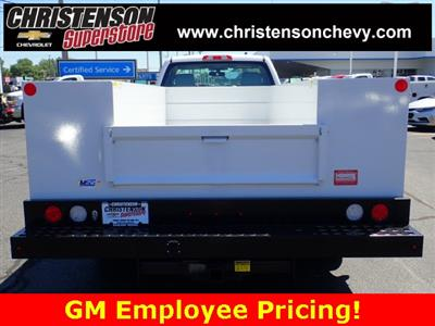 2018 Silverado 3500 Regular Cab DRW 4x4,  Monroe MSS II Welder Body #81227 - photo 6