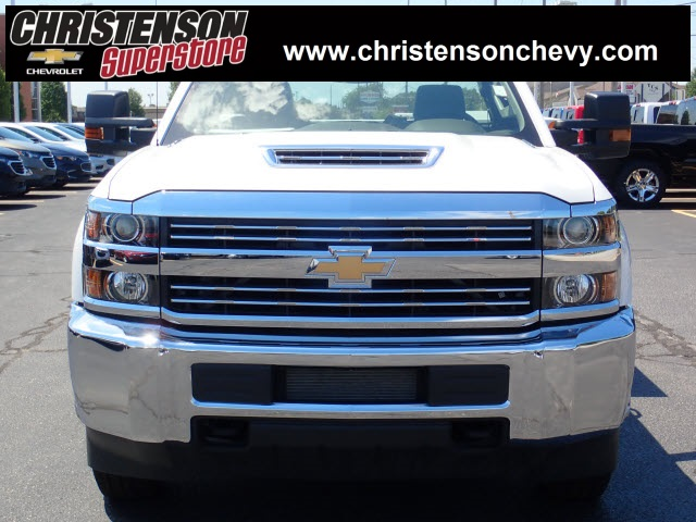 2018 Silverado 3500 Regular Cab DRW 4x4,  Monroe MSS II Service Body #81228 - photo 3