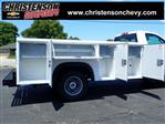 2018 Silverado 3500 Regular Cab DRW 4x4,  Monroe MSS II Service Body #81228 - photo 5