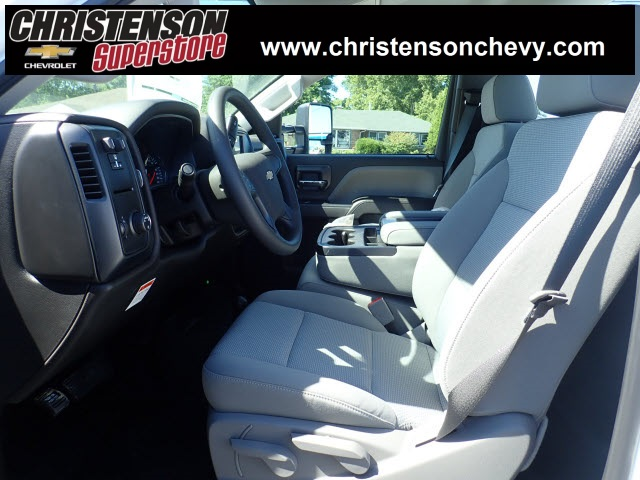 2018 Silverado 3500 Regular Cab DRW 4x4,  Monroe Service Body #81241 - photo 8