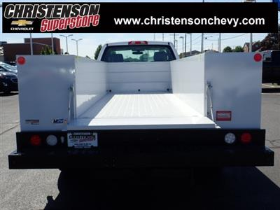 2018 Silverado 3500 Regular Cab DRW 4x4,  Monroe MSS II Service Body #81241 - photo 6