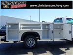2018 Silverado 3500 Regular Cab DRW 4x4,  Monroe MSS II Service Body #81241 - photo 5