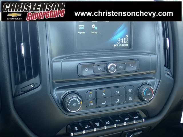 2018 Silverado 3500 Regular Cab DRW 4x4,  Monroe MSS II Service Body #81300 - photo 10