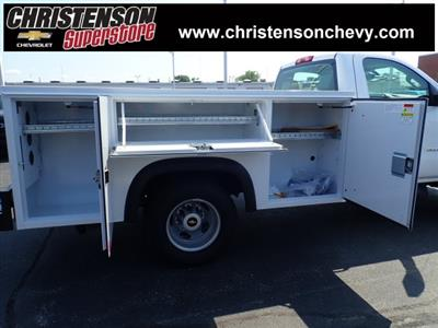 2018 Silverado 3500 Regular Cab DRW 4x4,  Monroe MSS II Service Body #81300 - photo 5