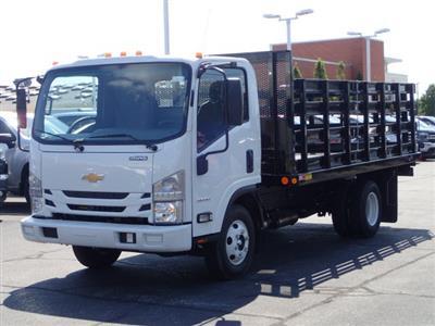 2018 LCF 3500 Regular Cab 4x2,  Monroe Versa-Line Stake Body Stake Bed #81401 - photo 3