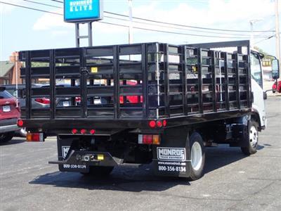 2018 LCF 3500 Regular Cab 4x2,  Monroe Versa-Line Stake Body Stake Bed #81401 - photo 2