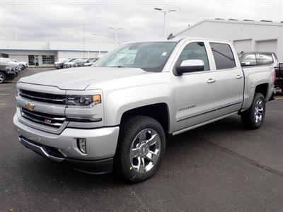 2018 Silverado 1500 Crew Cab 4x4,  Pickup #81421 - photo 4