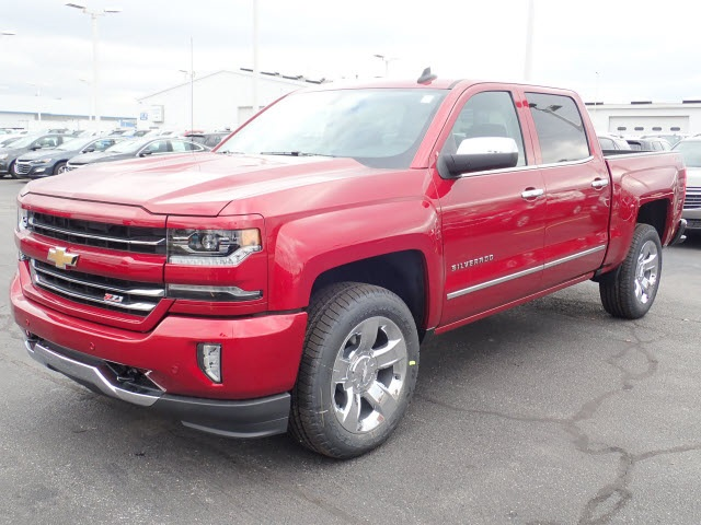 2018 Silverado 1500 Crew Cab 4x4,  Pickup #81428 - photo 4