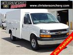2018 Express 3500 4x2,  Knapheide Service Utility Van #81465 - photo 1