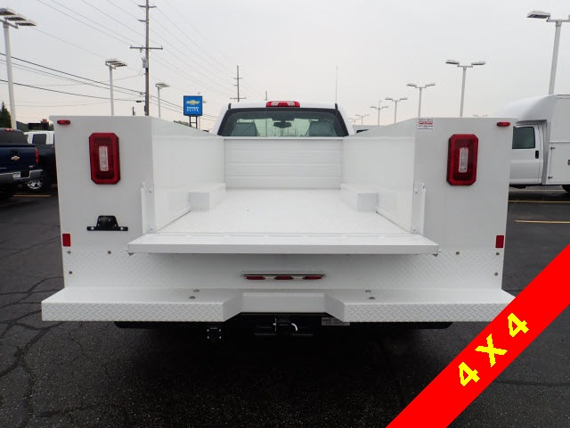 2019 Silverado 3500 Regular Cab DRW 4x4,  Knapheide Service Body #90035 - photo 7