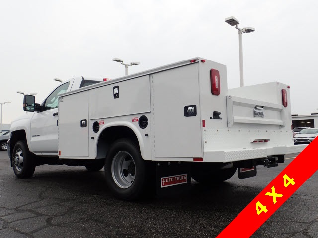2019 Silverado 3500 Regular Cab DRW 4x4,  Knapheide Service Body #90035 - photo 1