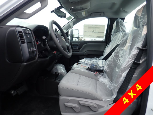 2019 Silverado 3500 Regular Cab DRW 4x4,  Knapheide Service Body #90035 - photo 9