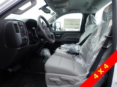 2019 Silverado 3500 Regular Cab DRW 4x4,  Knapheide Standard Service Body #90035 - photo 9
