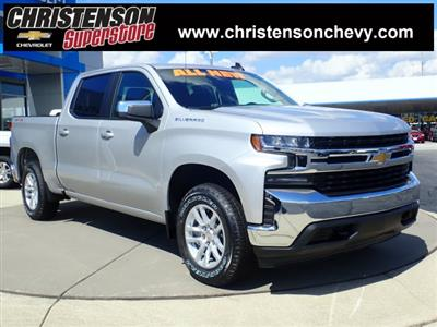 2019 Silverado 1500 Crew Cab 4x4,  Pickup #90050 - photo 1
