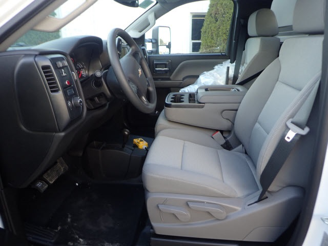 2019 Silverado 3500 Regular Cab DRW 4x4,  Monroe MTE-Zee Dump Body #90233 - photo 6