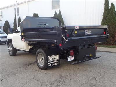 2019 Silverado 3500 Regular Cab DRW 4x4,  Monroe MTE-Zee Dump Body #90233 - photo 2