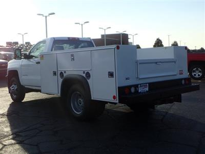 2019 Silverado 3500 Regular Cab DRW 4x4,  Monroe MSS II Service Body #90235 - photo 2