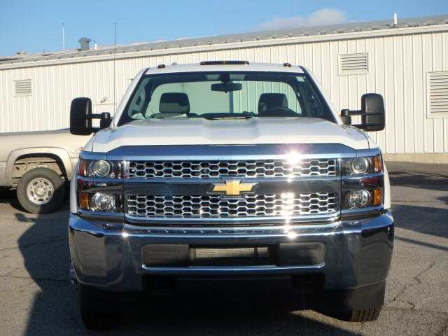 2019 Silverado 3500 Regular Cab DRW 4x2,  Monroe MSS II Service Body #90246 - photo 3