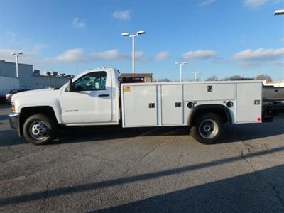 2019 Silverado 3500 Regular Cab DRW 4x2,  Monroe MSS II Service Body #90246 - photo 4