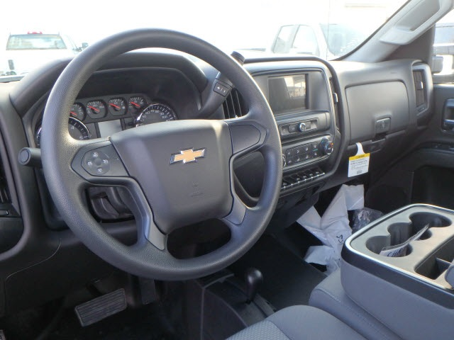 2019 Silverado 3500 Regular Cab DRW 4x4,  Reading Service Body #90331 - photo 6