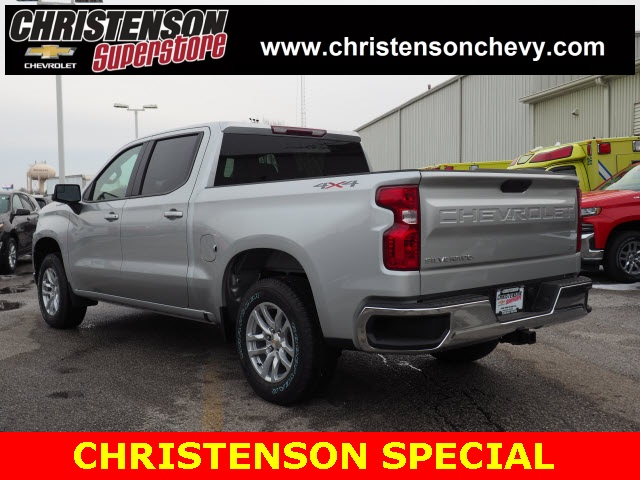 2019 Silverado 1500 Crew Cab 4x4,  Pickup #90464 - photo 2