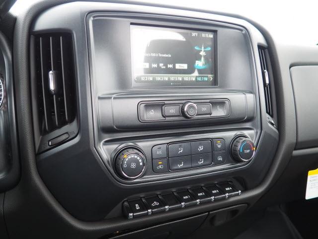 2019 Silverado 3500 Regular Cab DRW 4x4,  Monroe MSS II Service Body #90470 - photo 9