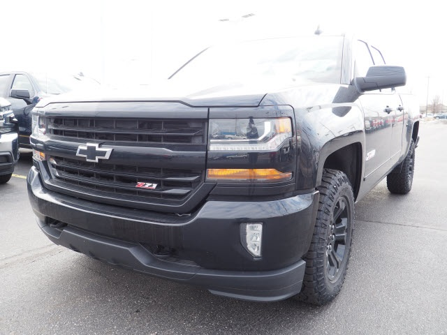 2019 Silverado 1500 Double Cab 4x4,  Pickup #90508 - photo 4