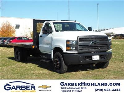 2019 Silverado 4500 Regular Cab DRW 4x2,  Cab Chassis #90673 - photo 1