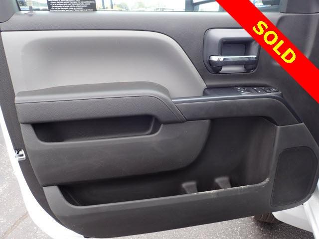 2019 Silverado 4500 Regular Cab DRW 4x2,  Monroe Work-A-Hauler II Stake Bed #90737 - photo 9