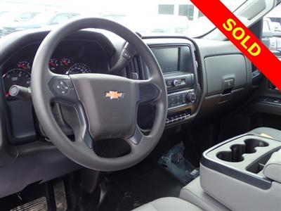 2019 Silverado 4500 Regular Cab DRW 4x2,  Monroe Work-A-Hauler II Stake Bed #90737 - photo 7