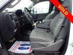 2019 Silverado 4500 Regular Cab DRW 4x2,  Monroe Work-A-Hauler II Stake Bed #90737 - photo 8