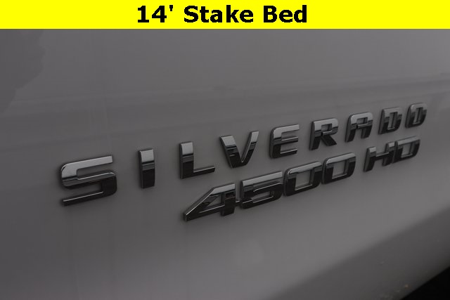 2019 Silverado Medium Duty DRW 4x2,  Cab Chassis #90740 - photo 2