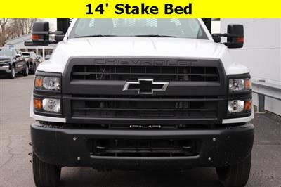 2019 Silverado 4500 Regular Cab DRW 4x2,  Cab Chassis #90740 - photo 3