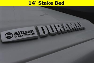 2019 Silverado Medium Duty DRW 4x2,  Cab Chassis #90740 - photo 8