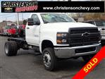 2019 Silverado Medium Duty Regular Cab 4x4,  Cab Chassis #90741 - photo 1