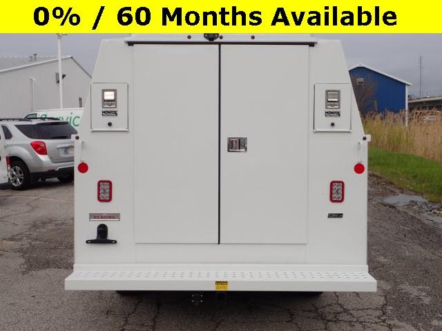 2019 Express 3500 4x2,  Reading Aluminum CSV Service Utility Van #90743 - photo 5